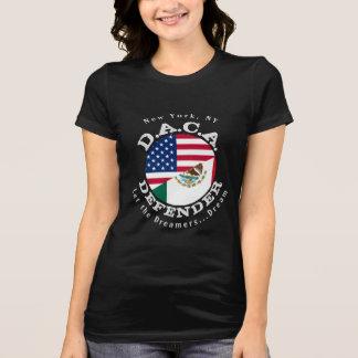 Camiseta Defensor #2 New York de DACA (mulheres)