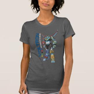 Camiseta Defensor de Voltron | do universo