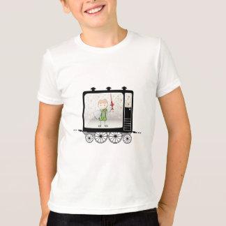 Camiseta Defensor pequeno
