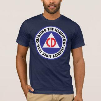 Camiseta Defesa civil - 'enhanced