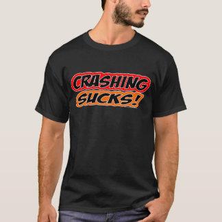 Camiseta Deixar de funcionar suga