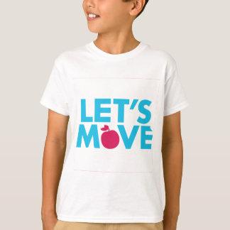 Camiseta Deixar-Movimento (branco)