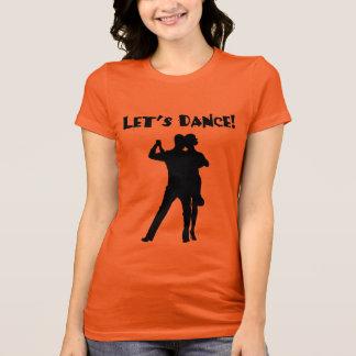 Camiseta DEIXE A DANÇA DOS E.U.! T-shirt