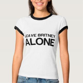 Camiseta Deixe Britney sozinho
