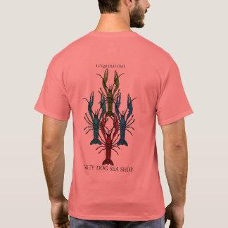 Camiseta Deixe-nos obter o t-shirt dos homens de CRAY de