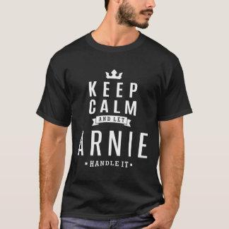 Camiseta Deixe o punho de Arnie ele!