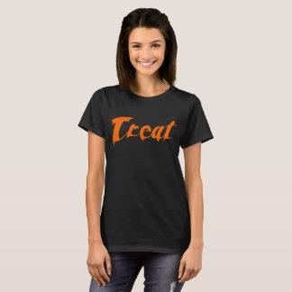 Camiseta Deleite do Dia das Bruxas