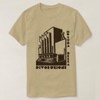 Camiseta Della Rivoluzione de Mostra