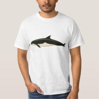 Camiseta Delphinus Tursio dos golfinhos do vintage,