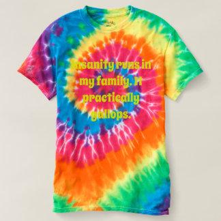 Camiseta Demência de galope