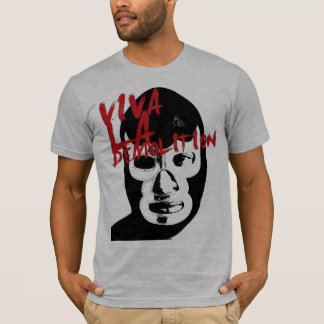 Camiseta Demolição do La de Viva