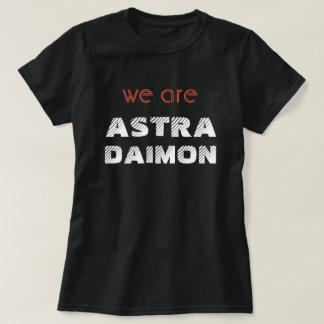 Camiseta Demónio de Astra - o Grail de Atlantis - t-shirt