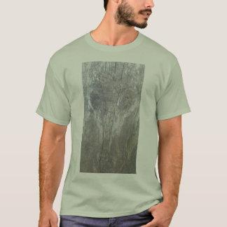 Camiseta Demónio de madeira