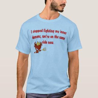 Camiseta Demónio interno