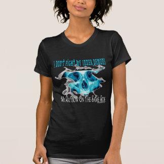 Camiseta Demónios de combate