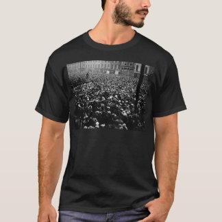 Camiseta Demonstração livre 1922 do estado de Michael