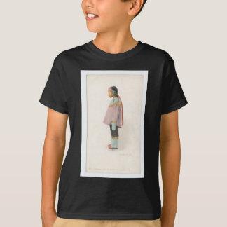 Camiseta Demure e tímido