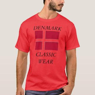 Camiseta Denmark Classic