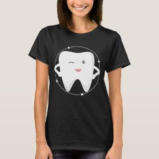Camiseta Dente bonito