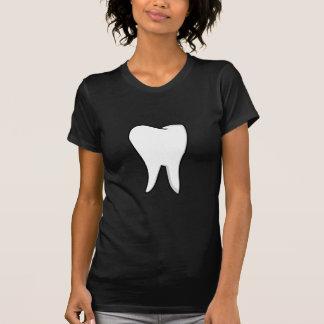 Camiseta Dente branco saudável