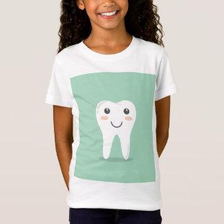 Camiseta Dente feliz