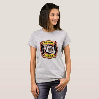 Camiseta Departamento dos bombeiros de Las Vegas