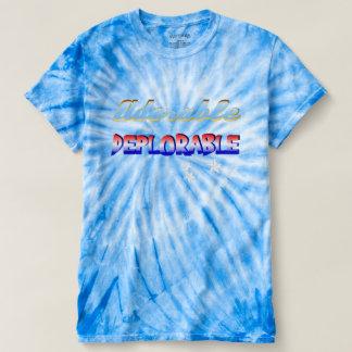 Camiseta DEPLORABLES adorável