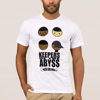 Camiseta Depositários do abismo