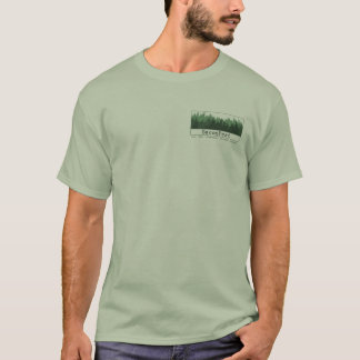 Camiseta Derek - árvores curtas XL de pedra da luva