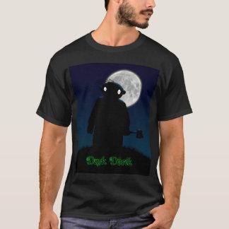Camiseta Derek escuro - machado