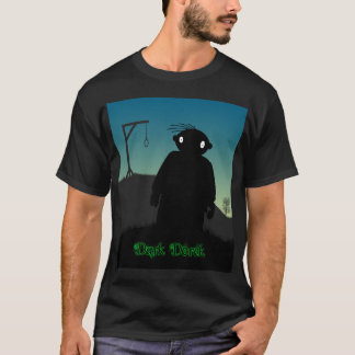 Camiseta Derek escuro - patíbulo
