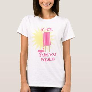 Camiseta Derreta seu Popsicle