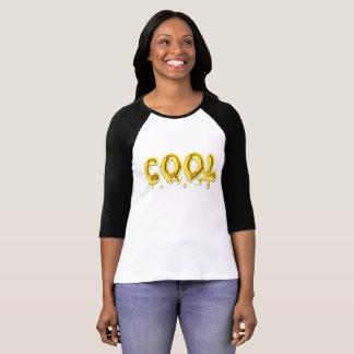 Camiseta Derretimento legal (amarelo)