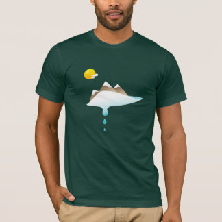 Camiseta derretimento REDONE