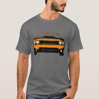 Camiseta Desafiador novo de Dodge