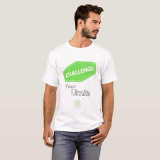 Camiseta Desafie seus limites