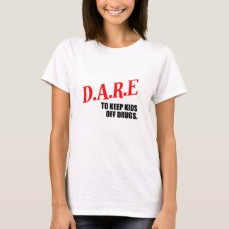 Camiseta desafio