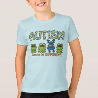 Camiseta Desafio a ser diferente