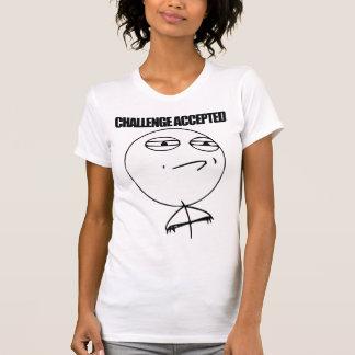 Camiseta Desafio aceitado