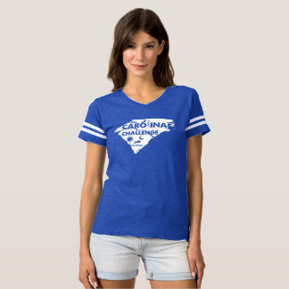 Camiseta Desafio das senhoras Carolinas