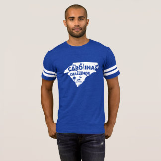 Camiseta Desafio de Carolinas