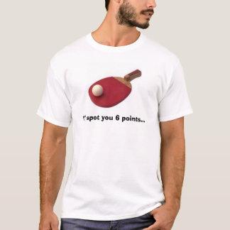 Camiseta Desafio do pong do sibilo