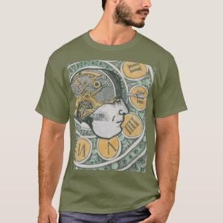 Camiseta Desafio mecânico de Karen Keane
