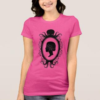 Camiseta Desalmado: Quadro do polvo do cameo da alexia