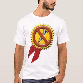Camiseta Desaparafusado! t-camisa