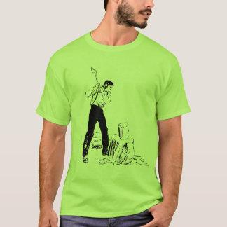 Camiseta Desbastando a madeira