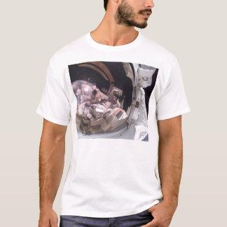 Camiseta Descoberta/reflexões da canela na terra do planeta