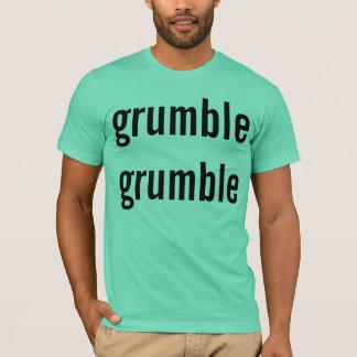 Camiseta Descontentamento expresso
