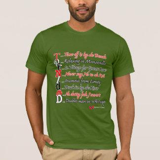 Camiseta Descrição engraçada 3 de Trini