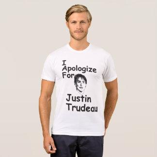 Camiseta Desculpa